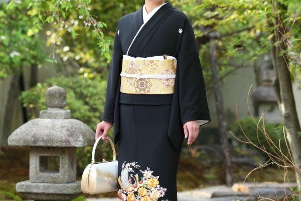 黒留袖の特徴と美しく着こなすためのマナー