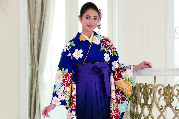 卒業式に着たい人気の袴をご紹介