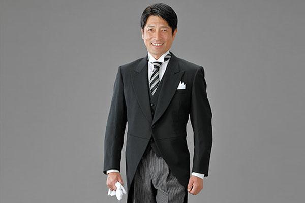 58902edae274a ... 紳士礼服 モーニングコートの知っておきたい豆知識