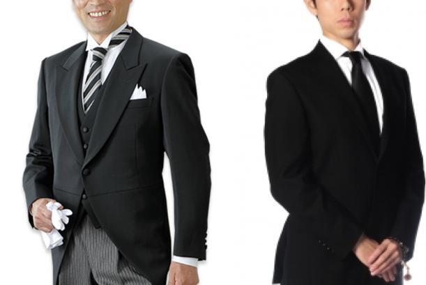 f942d1cff168b 礼服と喪服の違いは? 紳士が冠婚葬祭で着る礼服の種類とマナー