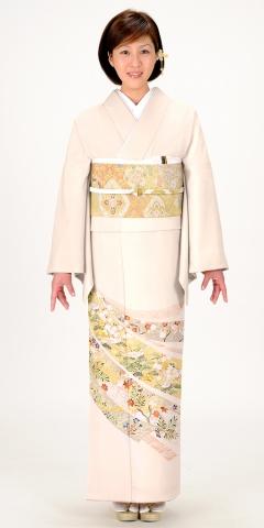 色留袖レンタルIRB1177 A2(身長160cm前後、9-13号、ヒップ85-100cm)